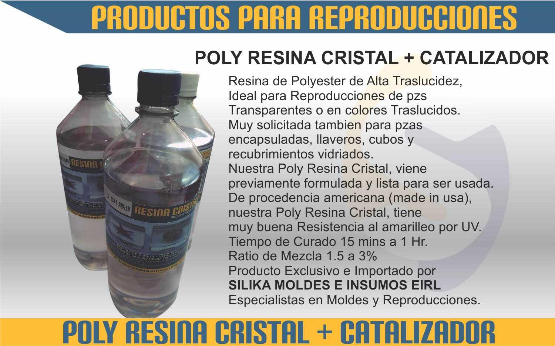 Poly resinas cristal silika moldes e insumos for Arcones de resina para exterior